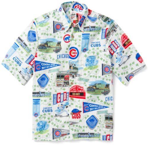 f29e0bd20 Reyn Spooner Men's Chicago Cubs Scenic Button-Down Shirt   DICK'S ...