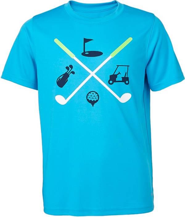 DSG Boys' Graphic Golf T-Shirt product image