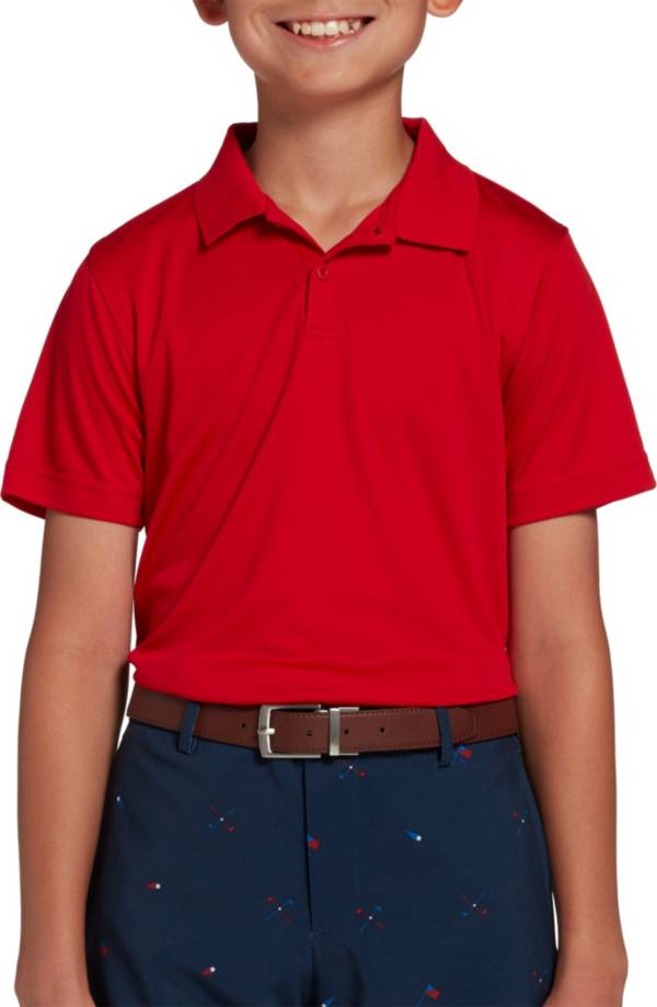 DSG Boys' Solid Golf Polo product image