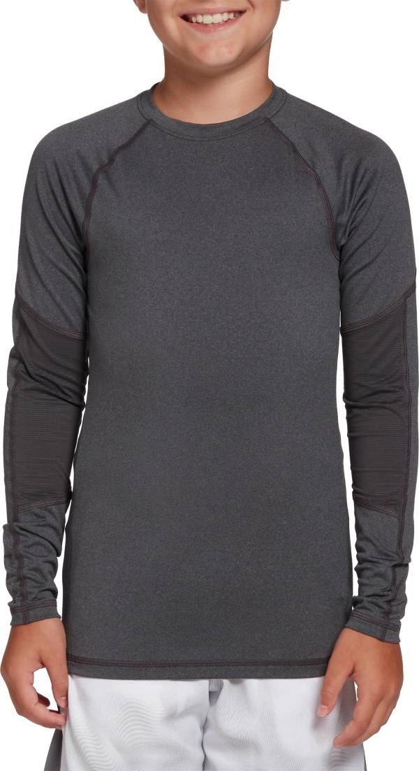 DSG Boys' Compression Long Sleeve Shirt product image