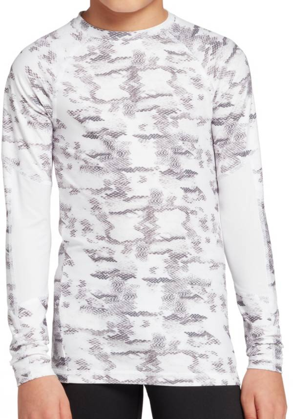 DSG Boys' Compression Long Sleeve Shirt product image