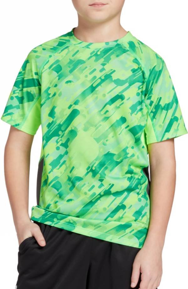 DSG Boys' Printed Training T-Shirt product image