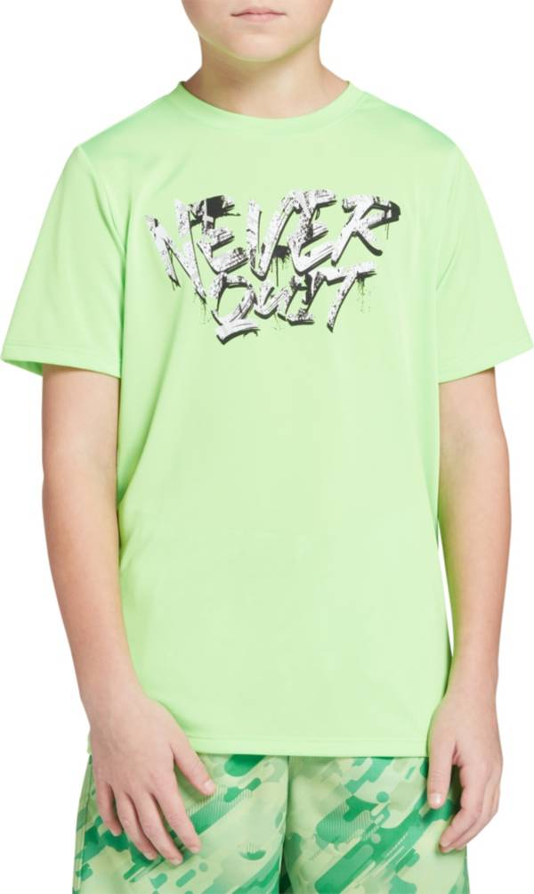 DSG Boys' Graphic Training T-Shirt product image