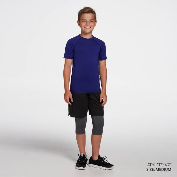 DSG Boys' Compression T-Shirt product image