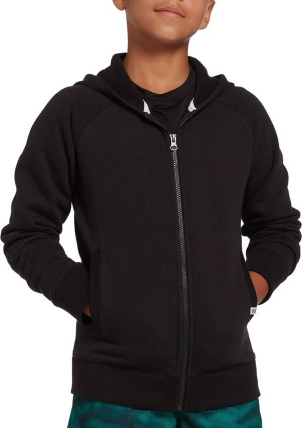 DSG Boys' Everyday Cotton Fleece Full Zip Hoodie product image