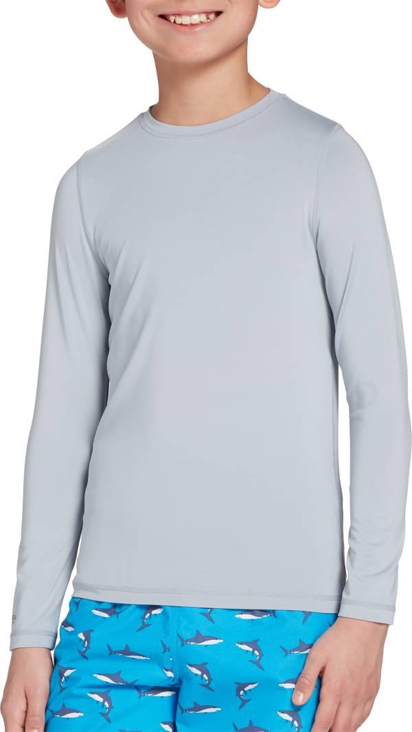 DSG Boys' Zack Long Sleeve Rash Guard product image