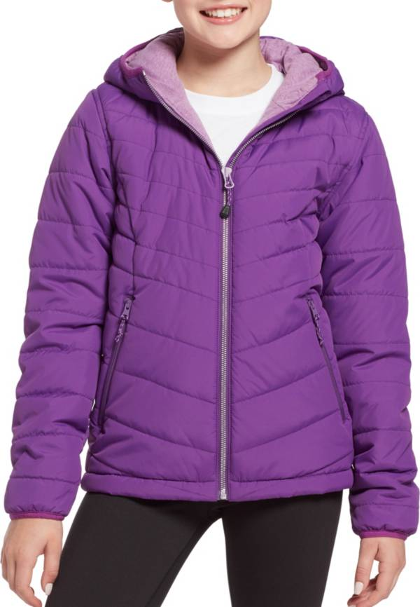 DSG Girls' Insulated Jacket product image