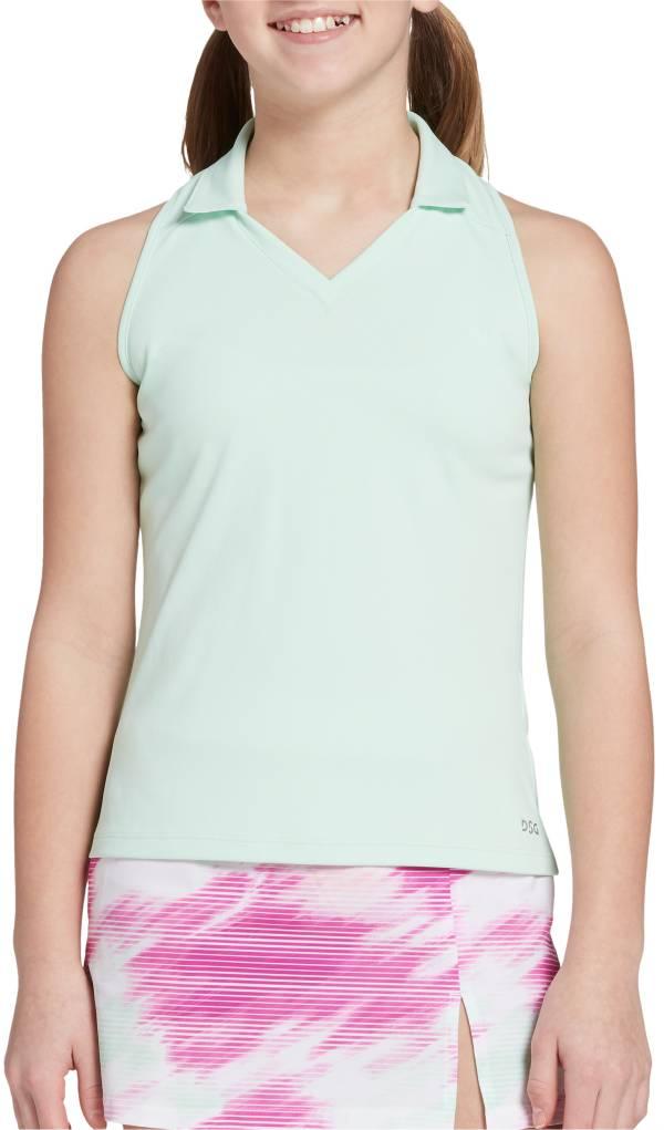 DSG Girls' Sleeveless Golf Polo product image
