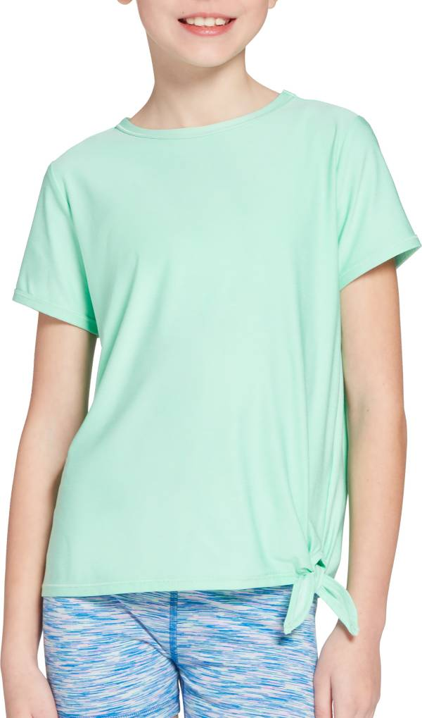DSG Girls' Side Tie T-Shirt product image