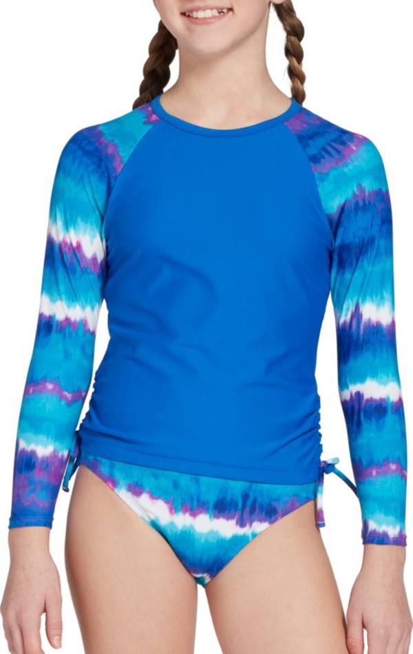 DSG Girls' Allstar Long Sleeve Rash Guard product image