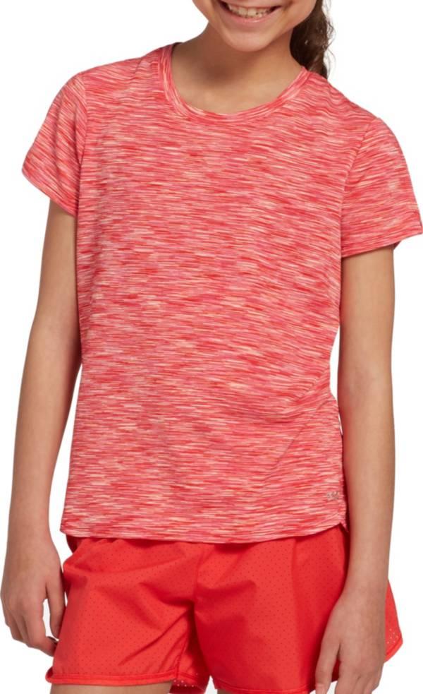 DSG Girls' Keyhole Crew Neck T-Shirt product image