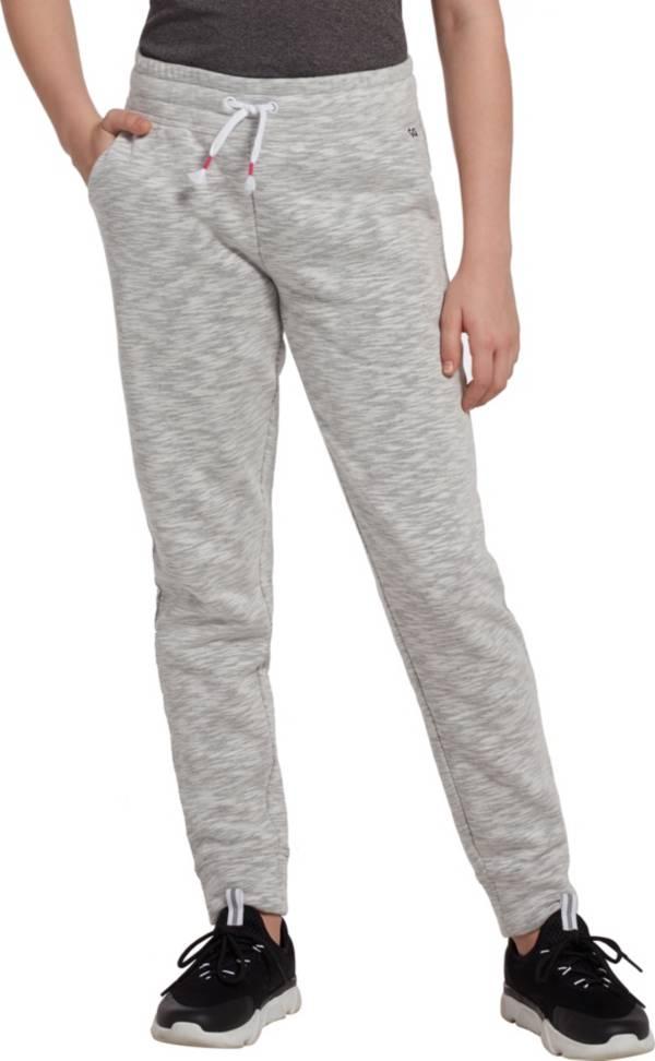 DSG Girls' Everyday Cotton Fleece Cotton Fleece Jogger Pants product image