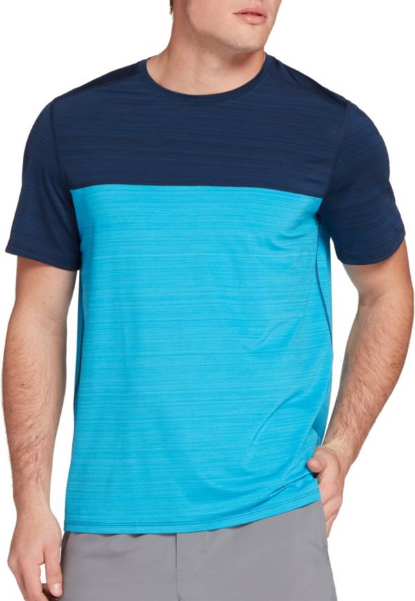 DSG Men's Blocked Performance T-Shirt (Regular and Big & Tall) product image