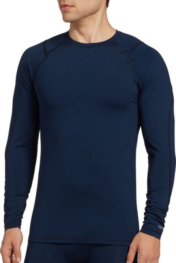 DSG Men's Cold Weather Crewneck Long Sleeve Shirt product image