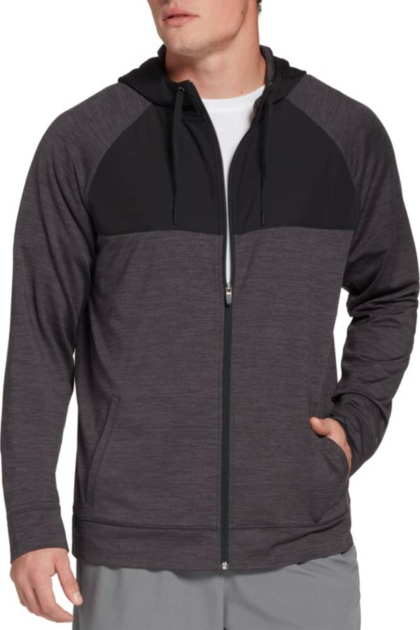 DSG Men's Sueded Jersey Full Zip Hoodie (Regular and Big & Tall) product image