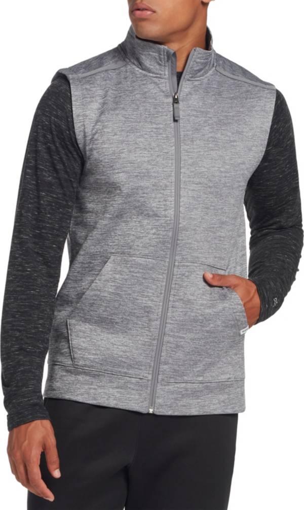 DSG Men's Everyday Heather Performance Fleece Vest product image