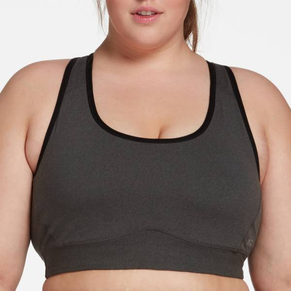 DSG Women's Plus Size Compression Cut and Sew Sports Bra product image