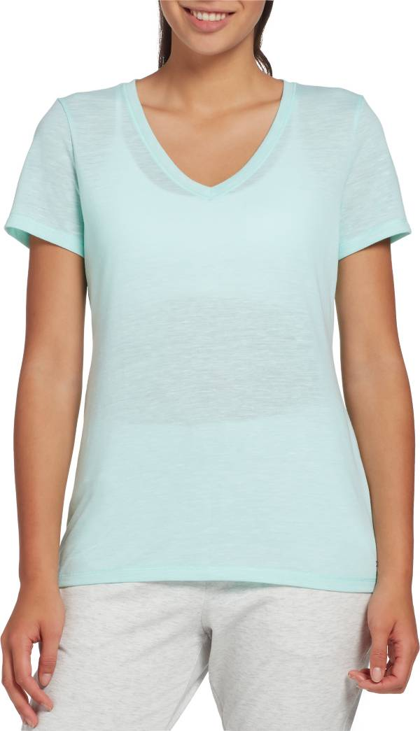 DSG Women's Core Cotton Jersey V-Neck T-Shirt product image
