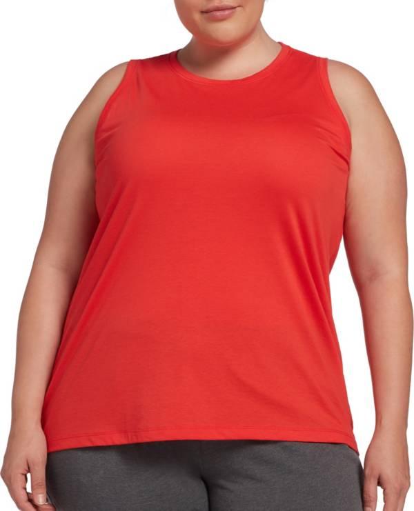 DSG Women's Plus Size Core Cotton Jersey Tank Top product image