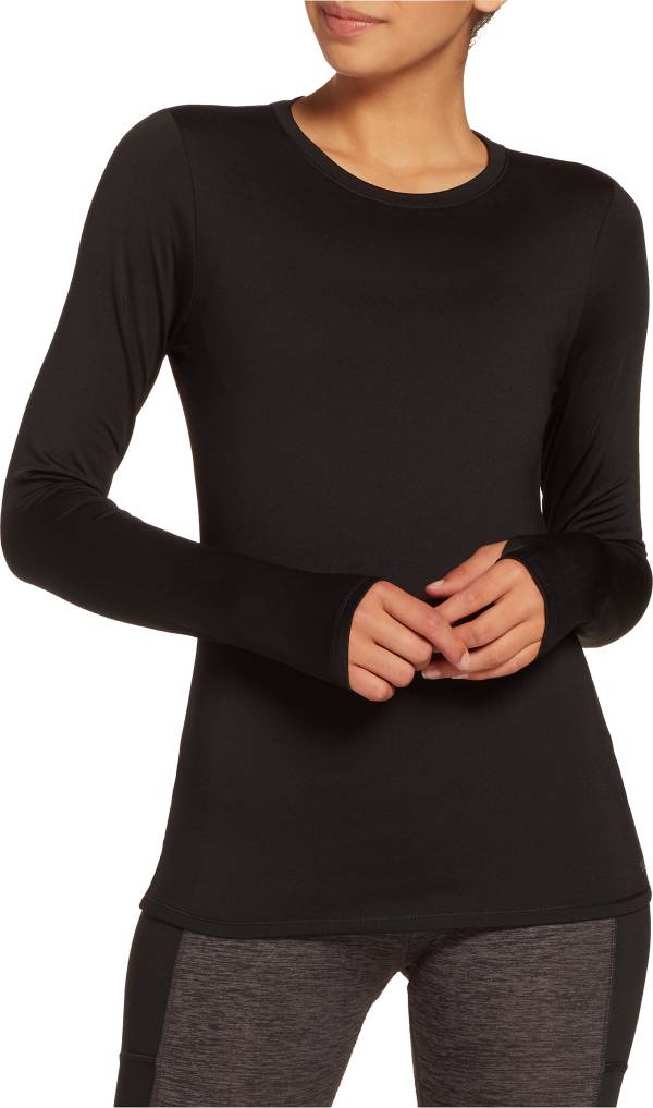 DSG Women's Cold Weather Compression Long Sleeve Shirt product image