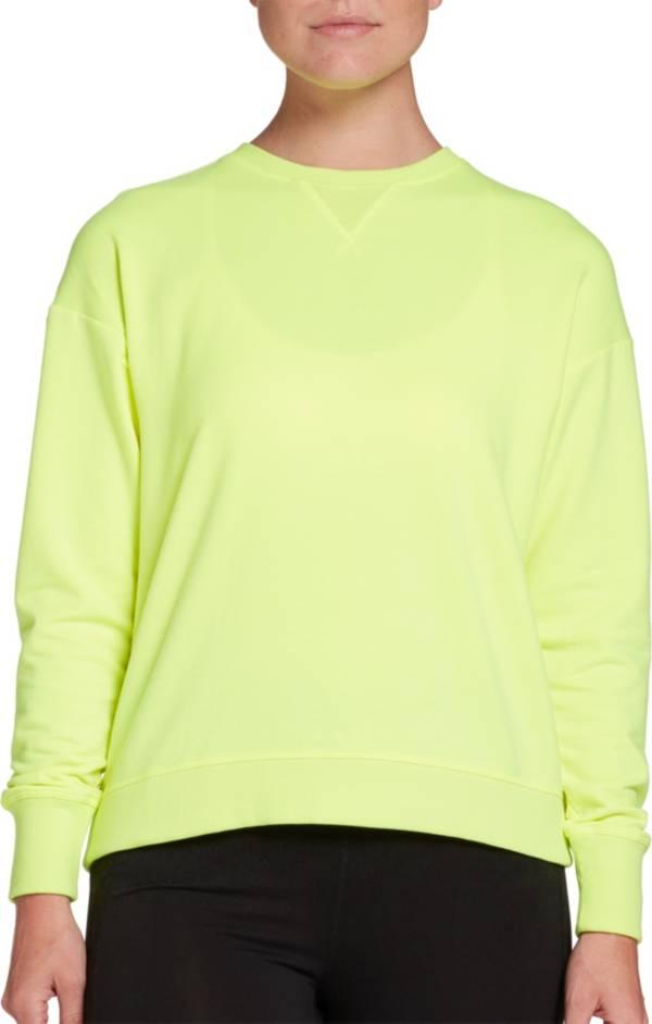DSG Women's Fleece High Low Crew Sweatshirt product image