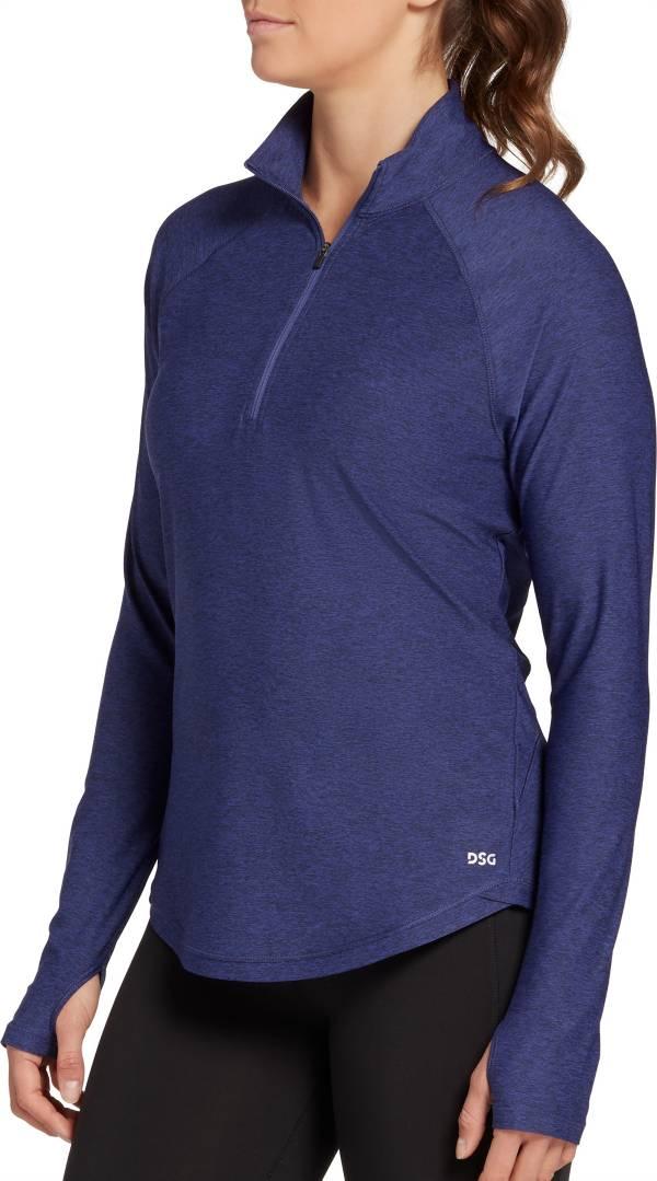 DSG Women's Performance 1/4 Zip Long Sleeve Shirt product image