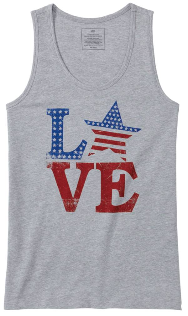 Women's Americana Graphic Tank Top product image