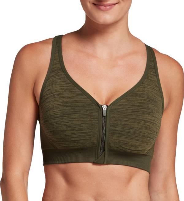 DSG Women's Seamless Front Zip Sports Bra product image