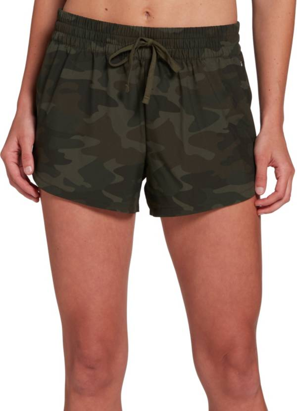 DSG Women's Stretch Woven 3'' Shorts (Regular and Plus) product image