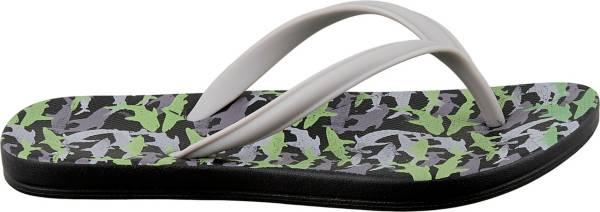 DSG Kids' Camo Shark Flip Flops product image