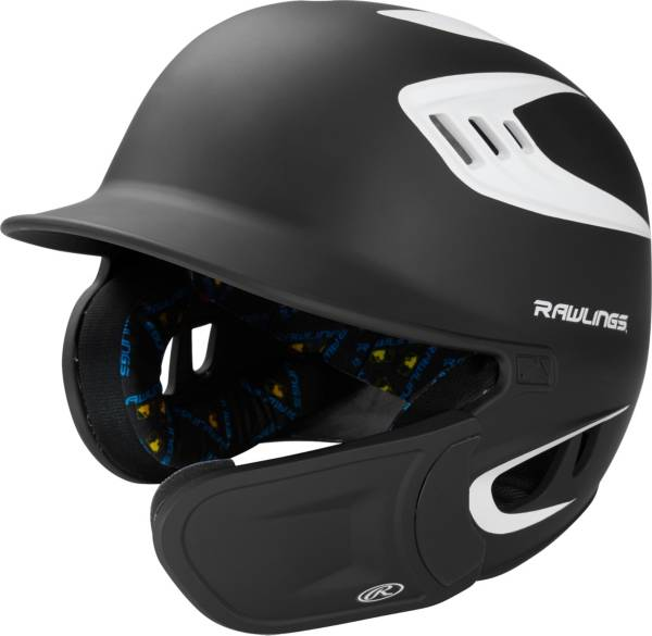Rawlings Senior VELO Baseball Batting Helmet w/ EXT Jaw Guard product image