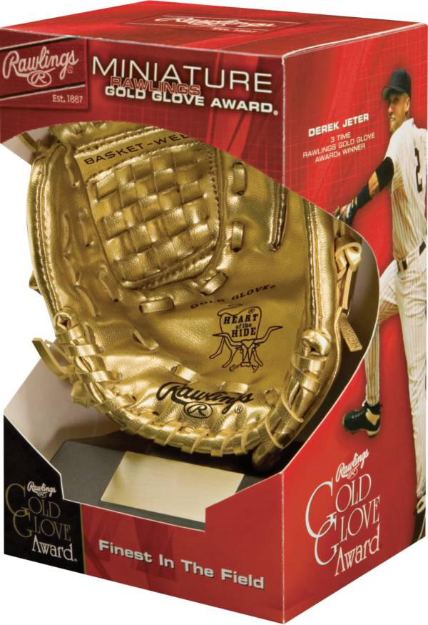 Rawlings Miniature Gold Glove Award product image