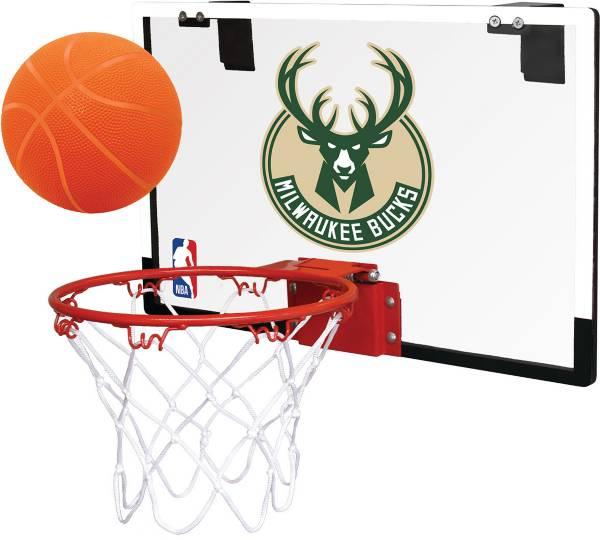 Rawlings Milwaukee Bucks Polycarbonate Hoop Set product image