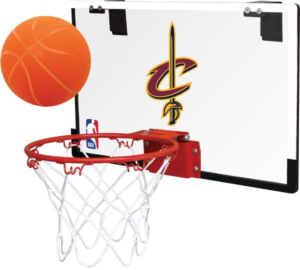 Rawlings Cleveland Cavaliers Polycarbonate Hoop Set product image