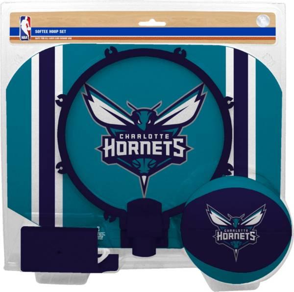 Rawlings Charlotte Hornets Slam Dunk Hoop Set product image