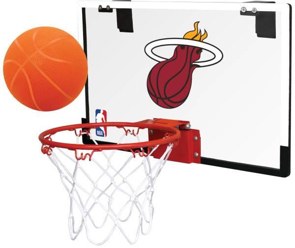 Rawlings Miami Heat Polycarbonate Hoop Set product image