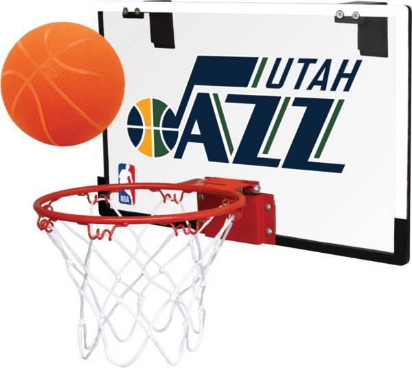 Rawlings Utah Jazz Polycarbonate Hoop Set product image
