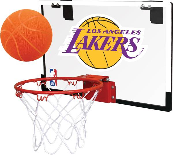 Rawlings Los Angeles Lakers Polycarbonate Hoop Set product image