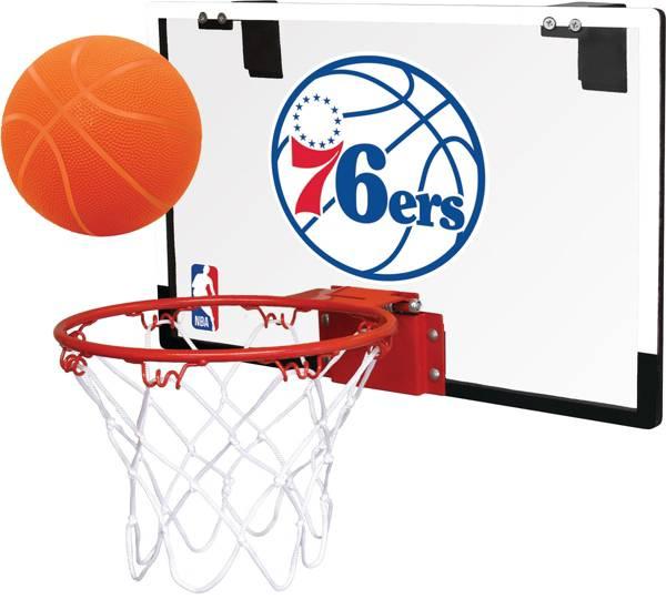 Rawlings Philadelphia 76ers Polycarbonate Hoop Set product image
