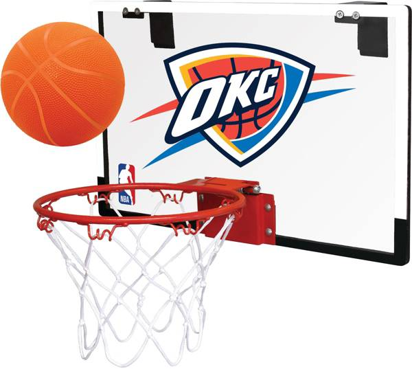 Rawlings Oklahoma City Thunder Polycarbonate Hoop Set product image