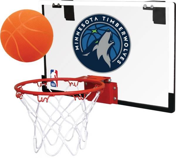 Rawlings Minnesota Timberwolves Polycarbonate Hoop Set product image