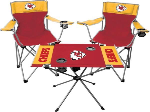 Rawlings Kansas City Chiefs 3-Piece Tailgate Kit product image