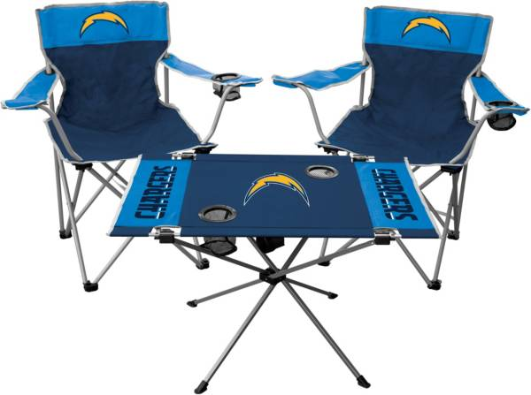 Rawlings Los Angeles Chargers 3-Piece Tailgate Kit product image