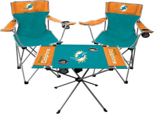 Rawlings Miami Dolphins 3-Piece Tailgate Kit product image