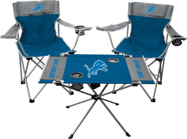 Rawlings Detroit Lions 3-Piece Tailgate Kit product image