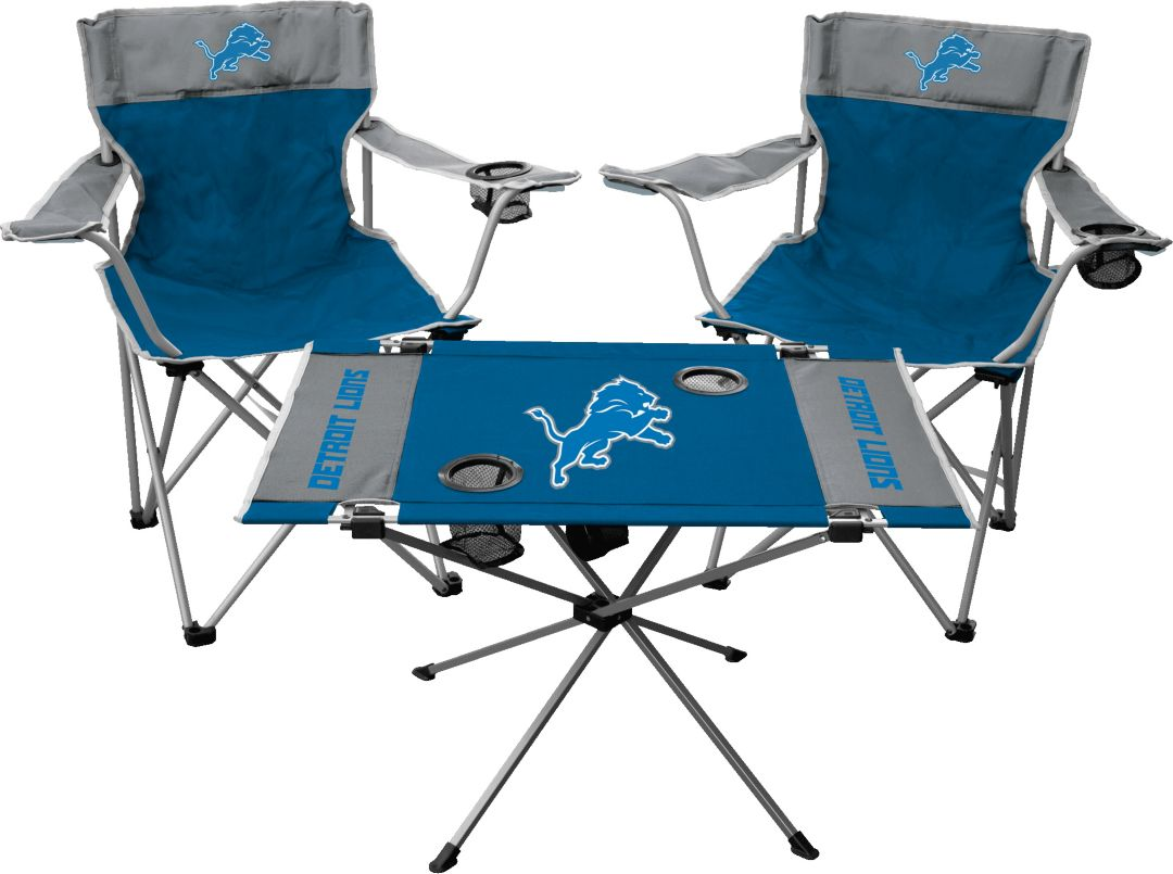 the latest c0dbc 4a6db Rawlings Detroit Lions 3-Piece Tailgate Kit