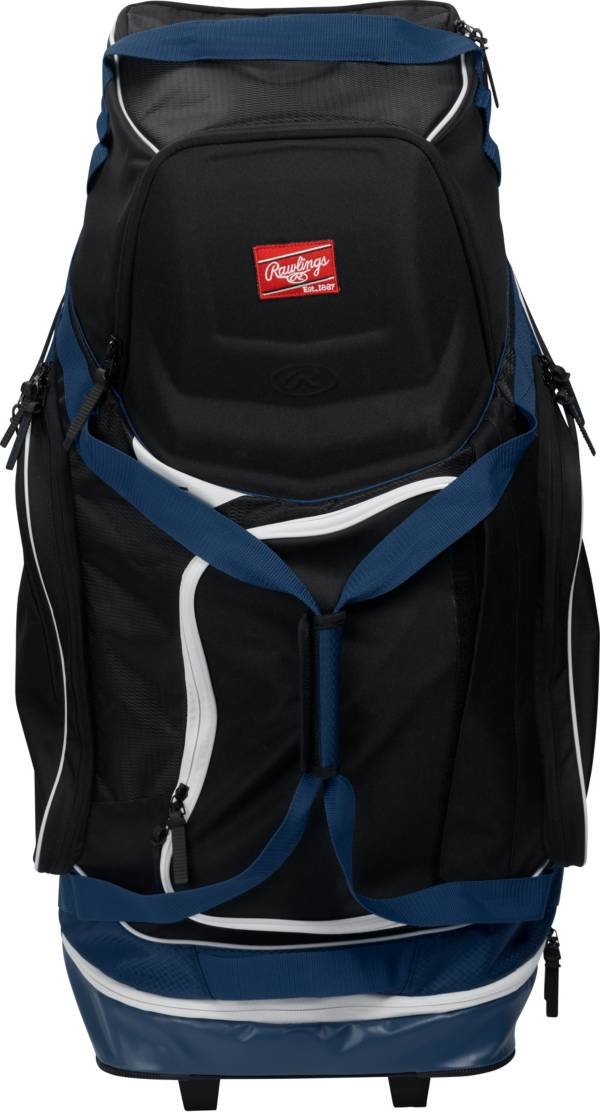 Rawlings R1502 Wheeled Catcher's Gear Bag product image