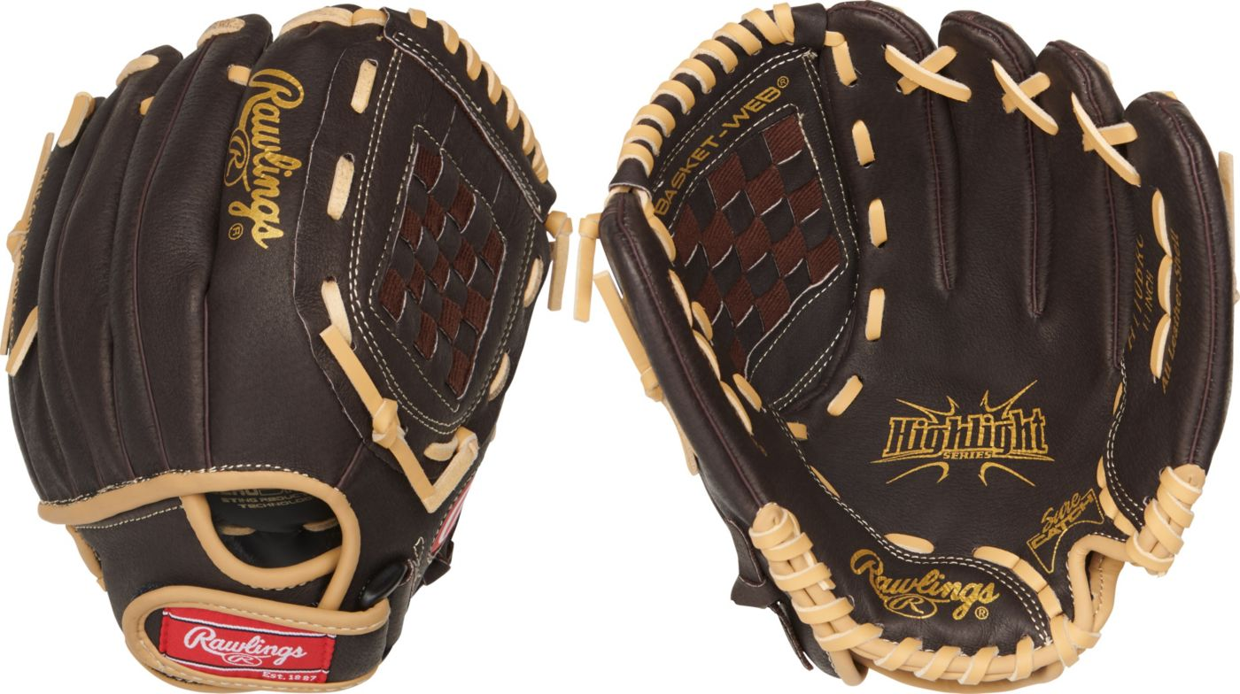 Rawlings 11'' Youth Highlight Series Glove 2020 1