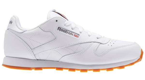 Reebok Kids' Grade School Classic Leather Shoes product image