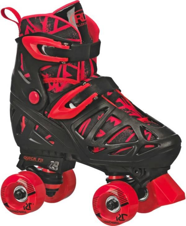 Roller Derby Boys' Trac Star Adjustable Roller Skates product image